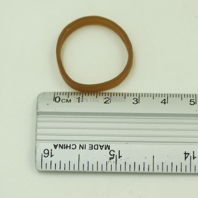 Vietnam import small size roundness rubber band without oil diameter ...