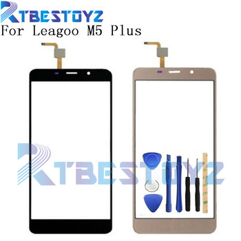 RTBESTOYZ 5.5 inch Sensor Touch Screen Repair Parts For Leagoo M5 Plus Touch Panel+Tools For LEAGOO M5Plus image