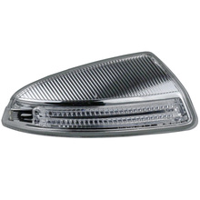 Right W204 Door Rear View Mirror Side Mirror Turn Signal Lights Lamps For Mercedes Benz C-Class W204 S204 W639 2048200821 стоимость