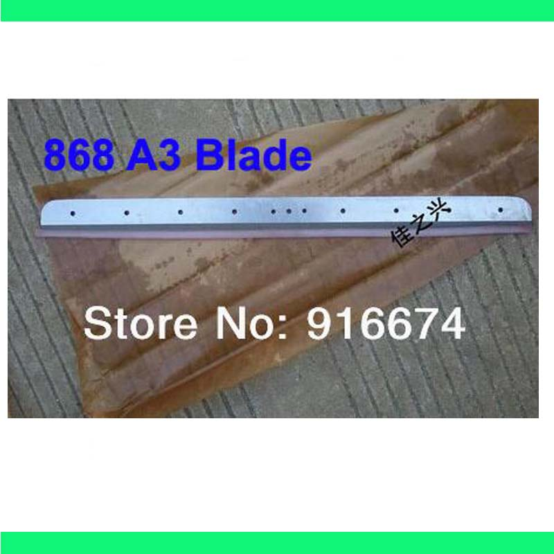 سريع شحن مجاني العلامة التجارية جديد شفرة ل 868 A3 المكدس ورقة CutterFilm-في طلاءات زخرفة من المنزل والحديقة على  مجموعة 1
