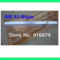Fast free shipping Brand New Blade for 868 A3 Stack Paper Cutter