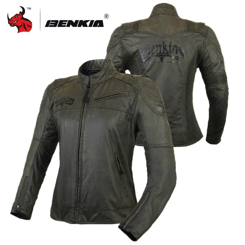 RIDEX Mens LJ-2Y Biker Motorbike Motorcycle Leather Jacket CE Armours