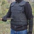 2016 nueva Stabproof Vest duro paneles prueba puñalada chaleco protectora cuchillo Anti chaleco puñalada resistente