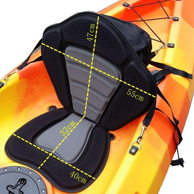Coussin de siège confortable en Kayak souple EVA rembourré pour Kayak bateau de pêche WHShopping