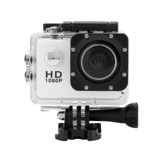 Sport Action Full HD 1080P Waterproof Video Camera Helmet Bike DV Camcorder