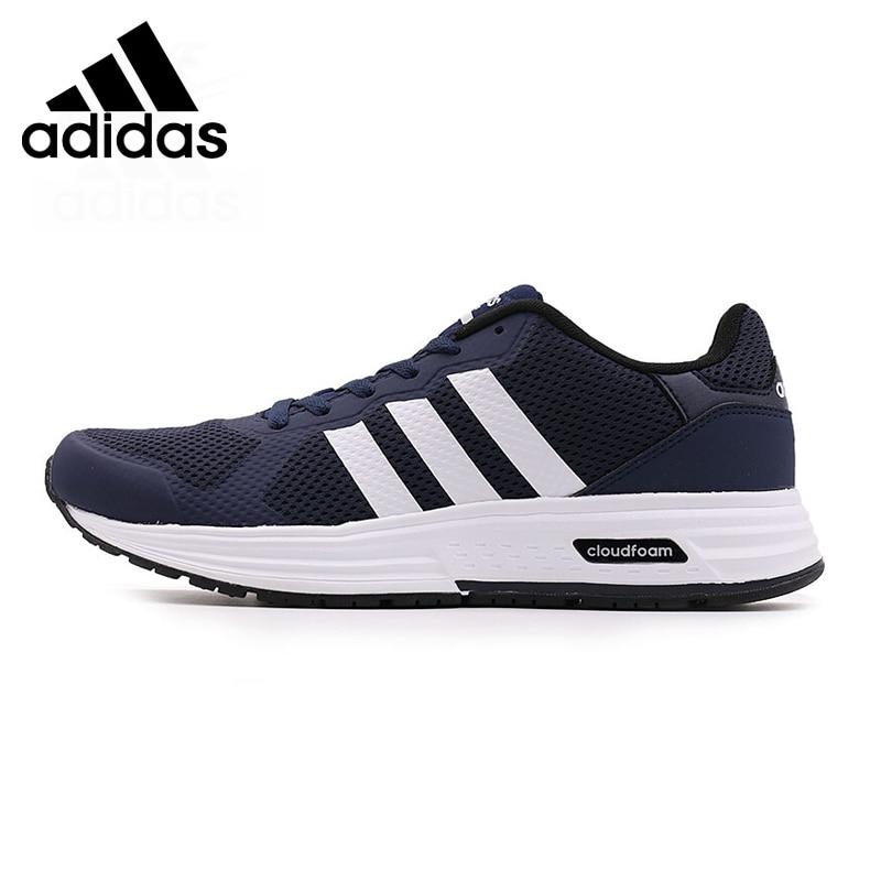 Prix pour Original Nouvelle Arrivée 2017 Adidas NEO Étiquette CLOUDFOAM FLYER Hommes de Planche À Roulettes Chaussures Sneakers