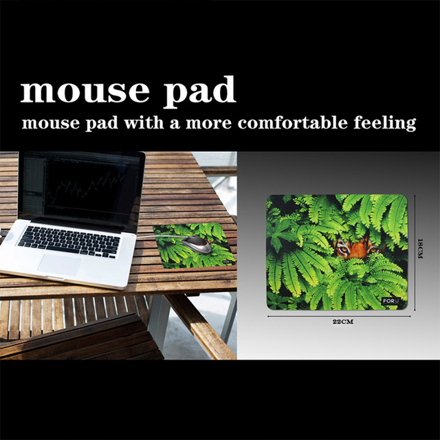 Hot Lovely Cartoon Anime Sword Art Online Gaming Mouse Mats Anti-Slip Rectangle Mouse Pad Customized Supported 220mmx180mmx2mm