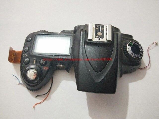Original สำหรับ Nikon D90 ฝาครอบด้านบนอุปกรณ์เสริมกล้องเปลี่ยนชุดซ่อมอะไหล่