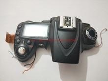 Orijinal Için Nikon D90 Üst Kapak Aksesuarları Kamera Değiştirme Ünitesi Tamir Parçaları