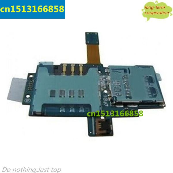 5 pieces/lot new Sim Card Slot lot Holder Flex Cable for Samsung Galaxy S i9000 ...