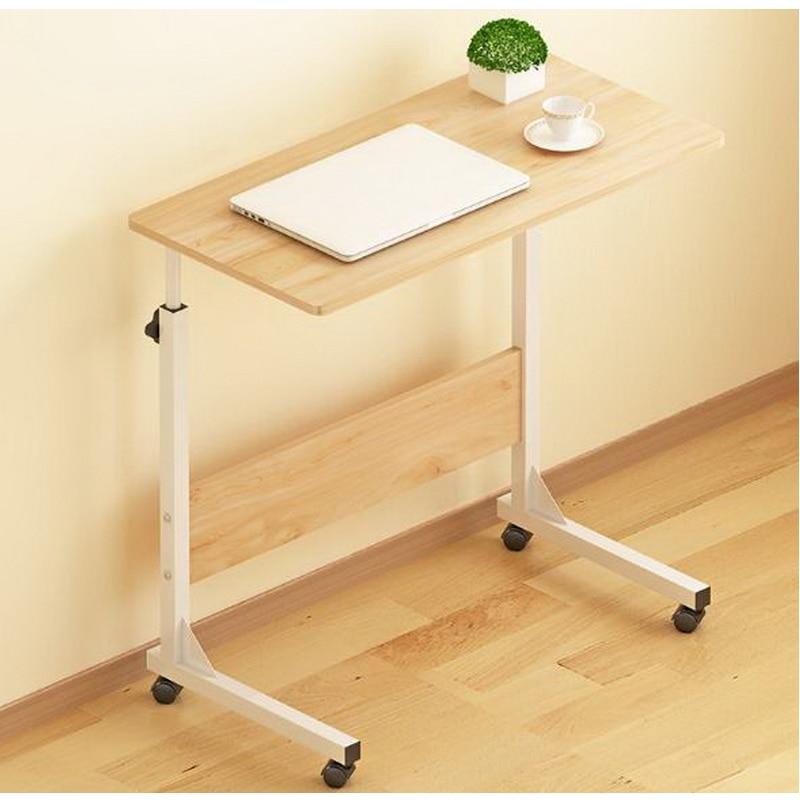 bed computer desk lazy simple desk lift folding tablepaint