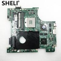 SHELI For Dell N4010 laptop Motherboard main board DAUM8CMB8C0 CN 0M2TVP 0M2TVP M2TVP notebook pc mainboard test ok