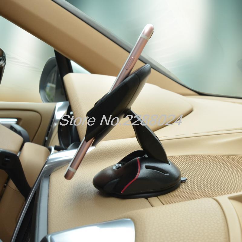 RINGCALL cute Car Phone Holder Universal 360 Windshield Mount Bracket For Huawei Honor 4C C8818 / G Play Mini Mate 8 9