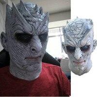 Cosplay Game of Thrones Re Walker Viso NOTTE da Notte RI Zombie Maschera di Halloween