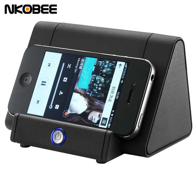 speakers for iphone. nkobee wireless induction speaker magic audio mini portable sensing speakers for iphone xiaomi samsung iphone