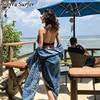 Swimming Suit For Women Bikinis Push Up Bikini Tops Beach Wear Retro Beachwear 2018 Female Swimsuit