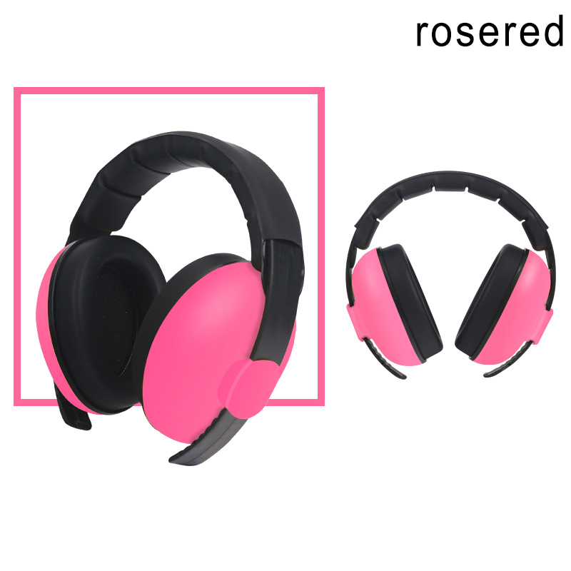Childs Kids Baby Ear Muff Defenders Noise Reduction Comfort Festival Protection