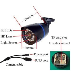 Image 5 - HD 2MP 1080P IP Camera Micro SD Card Slot 720P Onvif CCTV Camera Security Surveillance Waterproof IR Night Vision Outdoor Camera