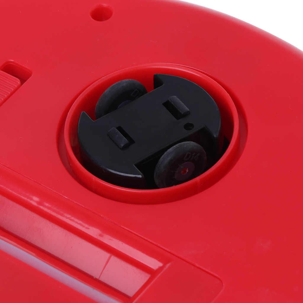 Автоматический USB Перезаряжаемый умный робот Вакуумный Швабра для мытья полов подметания всасывания