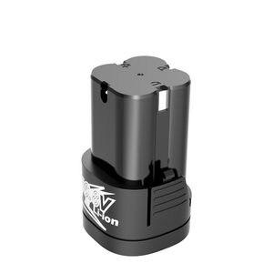 Image 4 - 16.8 v 2 スピード充電式リチウム電池電動ドライバーの手電気ドリルビットオプションスーツケース電源ツール