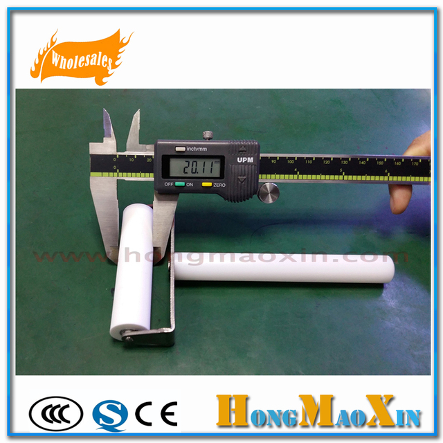1pcs 8cm Manual OCA Film Roller Bulldozed Flat Tire for LCD Screen Laminating OCA on LCD for Samsung iPhone Sony HTC