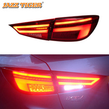 Car Styling LED Taillights Assembly for Mazda 3 2014~2018 Axela LED Tail Lamp Rear Lamp DRL+Brake+Park+Signal семена баклажан дракоша 0 3г