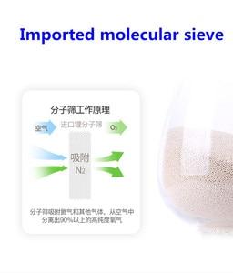 Image 3 - Molecular sieve hepa filter medical portable 3L/5L oxygen concentrator