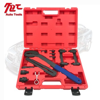 Timing Belt Locking Tool Timing Tool Kit For  audi V6 2.4 /3.2 FSI Engine A4,A6,A8 1 order timing repair kit 14520 rca a01 timing belt repair kit for honda accord acura 3 0l3 5l