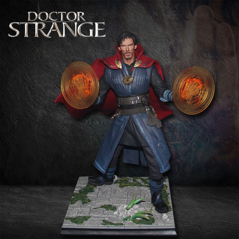 Infinity War Doctor Strange Action Figure Collection Model Toy New Avengers
