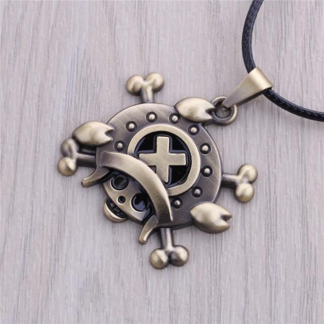 One Piece Pendant Necklace Figure Toy