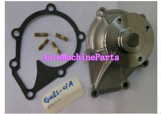 Water Pump 8-94202-477-1 8-94224-894-0 GWIS-01A fit for Isuzu Pickup 1.9L 1.8L 8 0