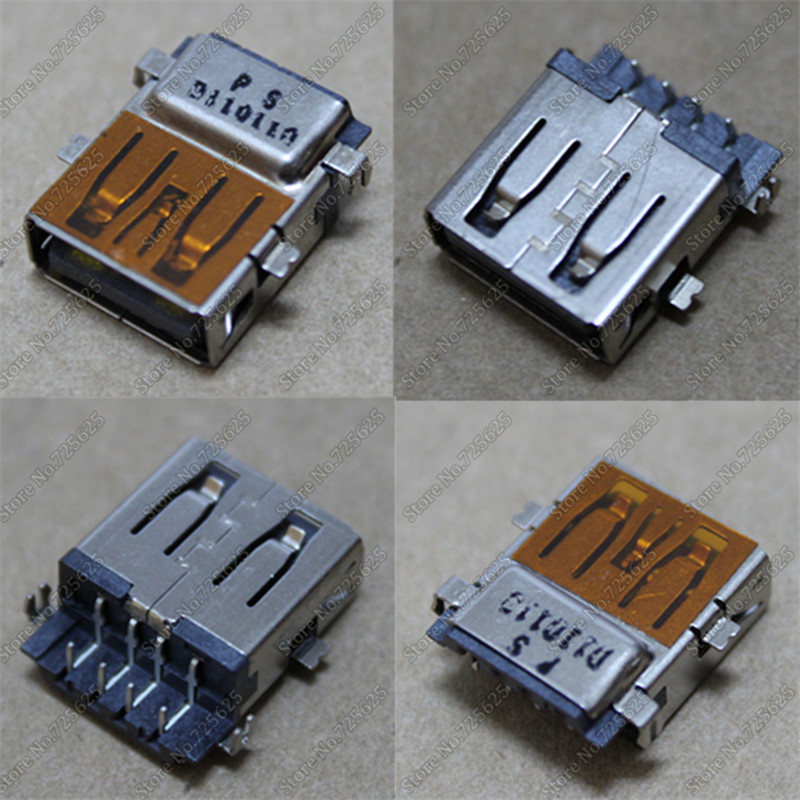 2.0 USB Jack Data Socket Port for Lenovo Acer Asus HP Dell usb 2.0 Female Connector