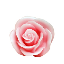 2 pcs Festive supplies Creative gift rose flowers  candle child birthday cake decorative scented candles wedding decoration