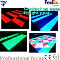 432 x 10mm(R144, G144, B144) Wedding Decoration Light Infinity Led Dance Floor Stage DJ DMX Disco Lighting