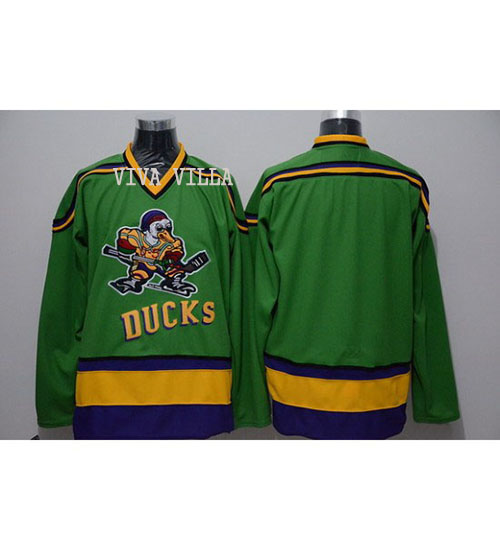 c7297010d Hockey Jersey 13 Teemu Selanne Mighty Ducks Jersey Stitched Men Throwback  Ice Hockey Jerseys Free Shipping-in Hockey Jerseys from Sports    Entertainment on ...