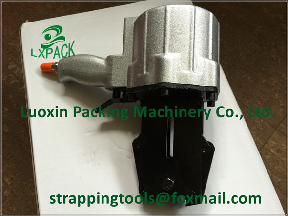 Wholesale Pneumatic Combination Steel Strapping Tools,Pneumatic Strapping Tensioners and Pneumatic Sealers In One Machine lx pack brand lowest factory price pneumatic combination steel strapping tools strapping machines and tools bestop hand tools