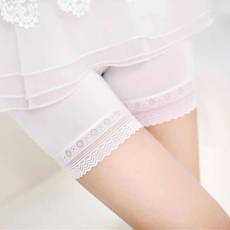 Shorts Pantaloni di Scarsità di Estate di Sicurezza Delle Donne Femme Senza Soluzione di Continuità Sotto La Gonna Pantaloni Del Corpo Che Dimagrisce Biancheria Intima Senza Soluzione di Continuità a Vita Alta Più Il Formato