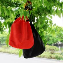 Outdoor Portable Camping Hiking Gadget Pouch Travel Molle Pouch Equipment Bag Tent Pegs Bag Debris Bag Wind Buckle Accessory Bag gadget