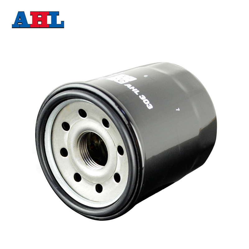 303 Motorcycle Parts Oil Filter For KAWASAKI ZRX400 400 W650 650 W400 XJR400 1995-1997 XJ600 SECA II 581 581-All 1995-1999