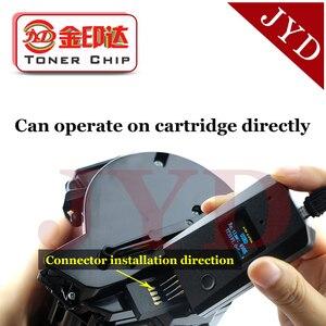 Image 5 - JYD 45K Universal chip de restablecimiento de Tóner para MS811 MS812 MX710 MX711 MX810 MX811 MX812 recarga de cartuchos de tóner de reinicio