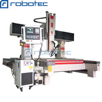 China 4axis machine/wood working cnc router ATC milling enraving stair machinery