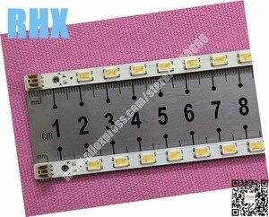 Image 1 - 2piece/lot KDL 55EX720 LCD TV LED backlight 55inch 0D2E 60 S1G2 550SM0 R1 LJ64 02875A LJ64 02876A LTY550HJ03 1piece=60LED 619MM