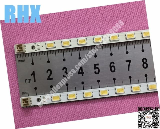 2piece/lot KDL 55EX720 LCD TV LED backlight 55inch 0D2E 60 S1G2 550SM0 R1 LJ64 02875A LJ64 02876A LTY550HJ03 1piece=60LED 619MM