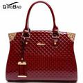 QIAO BAO Newest high-end European and American nobility Quilted handbag Women fashion styling and good quality leather Bag