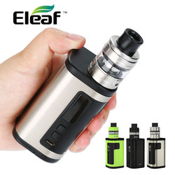 Clearance Original Eleaf IStick Tria Kit Max 300W Ello S Tank 2ml/ 4ml Atomizer W/ HW3/HW4 Coil Head Top Filling IStick Tria