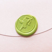 Cupid S Arrow Wax Seal Stamp Stamp Wax Seal Stamp Love Cupid Angel Wedding Invitation Seal