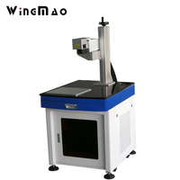 5w desktop UV laser marking machine ,laser marking on plastic products ,laser machine for small business
