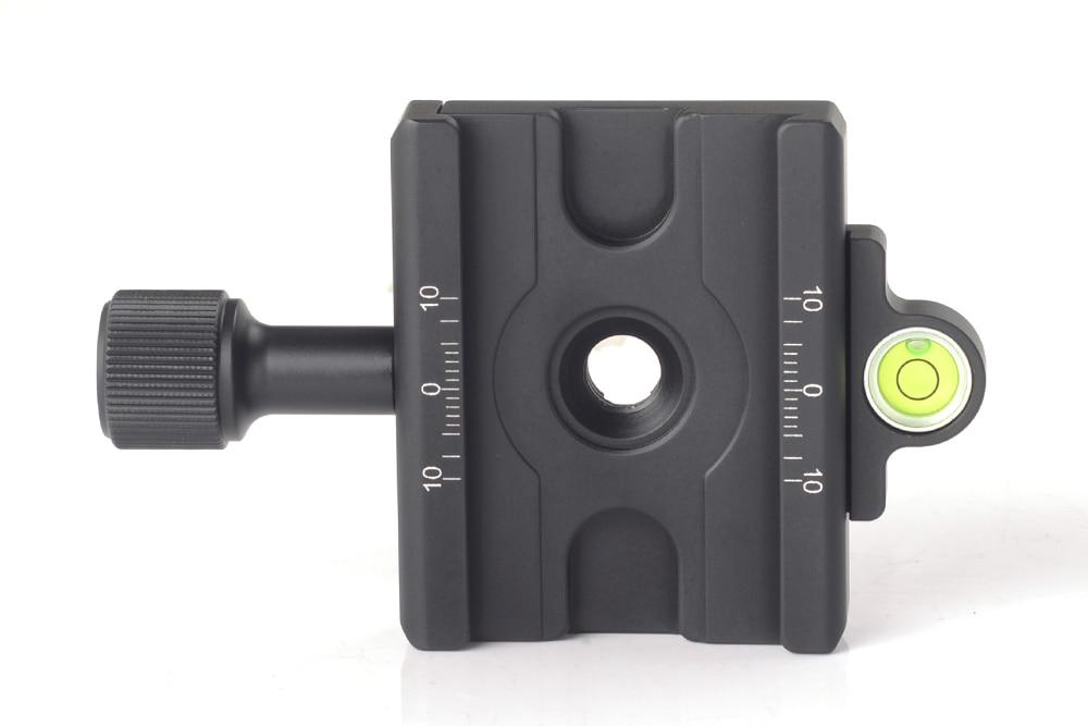 SUNWAYFOTO DDC-60L Statiefkop Snelkoppelingsplaat Voor DSLR-tripode - Camera en foto - Foto 3