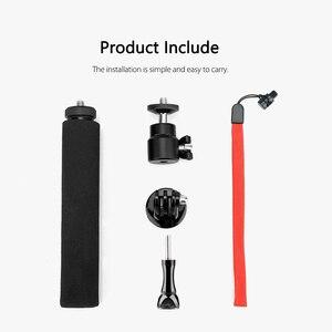 Image 4 - Vamson für Gopro Zubehör Schwamm Erweiterbar Pole Selfie Stick einbeinstativ Stativ für Go pro Hero 7 6 5 4 für SJCAM für Yi Kamera
