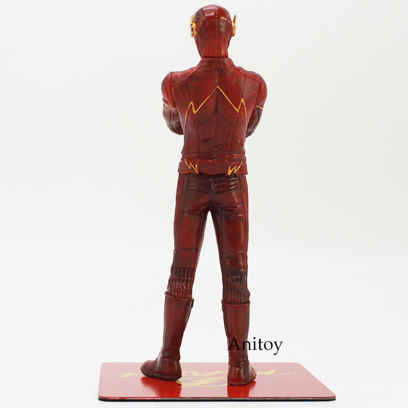 O Flash 1/10 Escala Pré-Pintada Figura Artfx + Estátua Allen Boneca PVC Action Figure Toy 16.5 cm